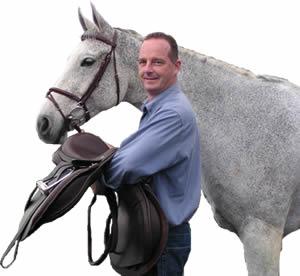 Chris Gohl, saddler, wide range of saddles, hennig, amerigo